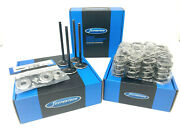 Supertech +1mm Valves Dual Springs Retainers Kit For Toyota 4age 4a-ge 16v Ae86