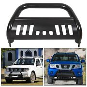 For 05-up Nissan Frontier/pathfinder Bull Bar Push Bumper Grille Guard