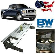 Bandw Turnoverball Gooseneck Hitch Gnrk1108 For 1999-2010 Ford Sd F-250 And F-350