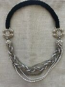 Special Limited Edition Head Piece Headband  Hair Jewelry Pearl
