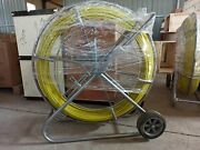 Fish Tape Fiberglass Wire Cable Running Duct Rodder Fishtape Puller 8mm×260m Too