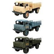 120 Scale Military Truck Model Car Vehicle With Lights And Sounds Kids Toy Gift