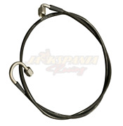 Master To Slave Cylinder Stainless Clutch Line Fits Acura Rsx K Series K20 K24