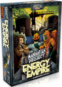 The Manhattan Project Energy Empire Board Game Minion Games Brand New Abugames
