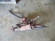 Massey Harris 44 Tractor Mh Hydraulic Hitch Lift Cylinder Outlet Hoses 3p Hitch