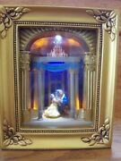 Disney Beauty And The Beast Belle Dances With The Beast Gallery Of Light