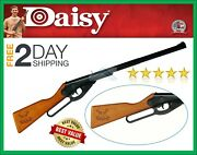 Daisy Buck 105 Youth Air Carbine Rifle .177 Bb Hunting Spring Lever Action Gun