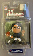 Chicago Bears Liland039 Teammates Collectible Nfl Figures Quarterback Series 3