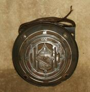Early 1900and039s Indian Motorcycle Motovox Horn