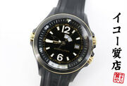 Hamilton Khaki Navy Gmt H77575335 Automatic Ss Rubber From Japan [a0820]