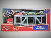 Disney Cars Limited Mac Transporter Out Of Print Super Rare Minicar Toy Car