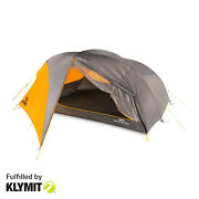 Klymit Maxfield 4-person Backpacking Camping Tent - Brand New