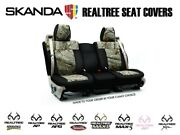 Coverking Realtree Camo Custom Front And Rear Seat Covers For Honda Ridgeline