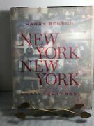 New York New York By Harry Benson And Hilary Ross 2011 1st Edition