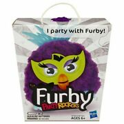 Furby Party Rockers Purple Brand New In Factory Sealed Box - 100 Original