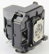 Elplp64 Replacement Lamp For Epson Eb-1840w/eb-1850w/eb-1860/eb-1870/eb-1880