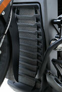 Randg Racing Radiator Guard For The Indian Motorcycles Scout Sixty 2018 Rad0209ti