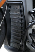 Randg Racing Radiator Guard For The Indian Motorcycles Scout Bobber 2017-2018