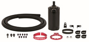 Mishimoto Universal Baffled Oil Catch Can Red Mmbcc-uni-rd