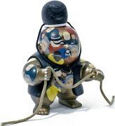 Signed And Limited Ningyo Project Plastic God Gosho Doll By Super Rad Toys