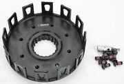 Wiseco Forged Clutch Basket Light Weight Hard Anodized W/ Teflon Coating Wpp3033