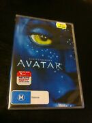 James Cameron's Avatar Dvd New Sealed 2010 Epic Science Fiction Sci-fi Adventure