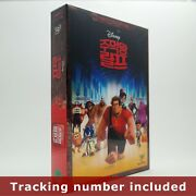 Wreck-it Ralph And Ralph Breaks The Internet 2-movie Collection - Dvd 2019