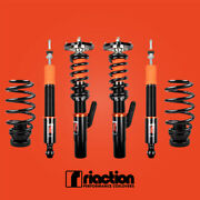 Riaction Coilovers 32 Way Adjustable For Audi Tt 2006-2014 Mk2