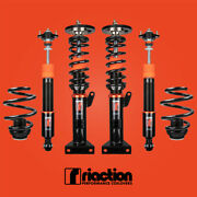 Riaction Coilovers 32 Way Adjustable For Bmw M3 1992-1998 E36