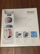Whirlpool Sks200 Stacking Kit For Washer Dryer With Shelf And Hanging Rack