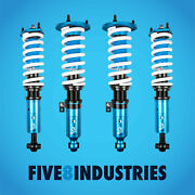 Five8 Industries For 89-00 Lexus Ls400 Ucf Height Adjustable Coilovers Kits