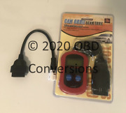 Yamaha Diagnostic 4 Pin To Obd2 Cable With Autel Ms309 Scanner