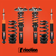 Riaction Coilovers 32 Way Adjustable For Bmw 3-series 2012-2018 F30