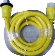 High Tide Marine 50 Amp - 15 Ft Shore Power Extension Cord 8518