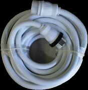 High Tide Marine 50 Amp - 50 Ft White Shore Power Extension Cord 7727w