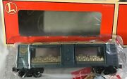 Lionel 6-19667 Well Spring Mint Car With Gold Bullion Load New In Box
