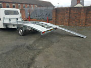 Galvanized / Beavertail / Recovery Truck / Car Transporter Body / Iveco