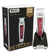 Wahl 8171 Cordless Detailer Li Great For Barbers New