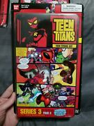 Teen Titans Go 1.5 Comic Book Heros Series 3 Page 3