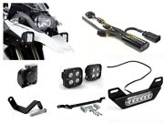 Bmw R1200gs Adventure 2013-2019 Denali Complete Cansmart Lighting And Horn Kit
