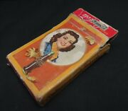 1940and039s Vintage Coca-cola Playing Cards In Original Box 52 Cards In Deck