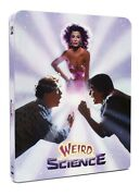 Weird Science Arrow Us Blu-ray Steelbook - Brand New And Sealed Ships Immediately