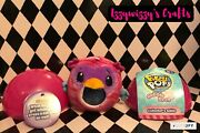 Pikmi Pops Surprise Bubble Drops Hoo The Owl Glitter Squeezer Ball New