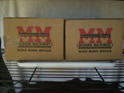 Cottonwood Acres Wally Hooker Minneapolis Moline Ub And Gb Boxes Only
