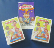 2013 Garbage Pail Kids Brand New Series Bns3 Complete Set 129-194 A And B