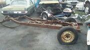 Chassis Frame For A 1935 Oldsmobile 4 Door Sedan 35 Chevy Buick Pontiac Gm Gmc