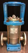 Goulds Pump And Motor Combo 3sv7fd4f20 E-sv Series Vertical Multi-stage Pump