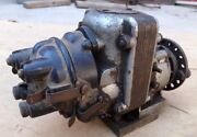 Wico Magneto Ed 4 2 Vintage Tractor Deere Holt Case Caterpillar Fordson Farmall