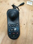 Pg Drives Permobil/ Quickie Joystick R-net,rnet Systems W/ Lights Buttons D51316