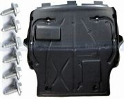 Under Engine Cover Undertray + Fitting Kit For Vw Transporter T6 And Caravelle Van